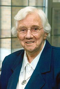 Sister M. Teresina Bridges, SC 200 x 300