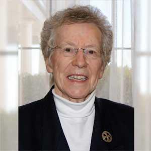 Sister Colette Hanlon, SC