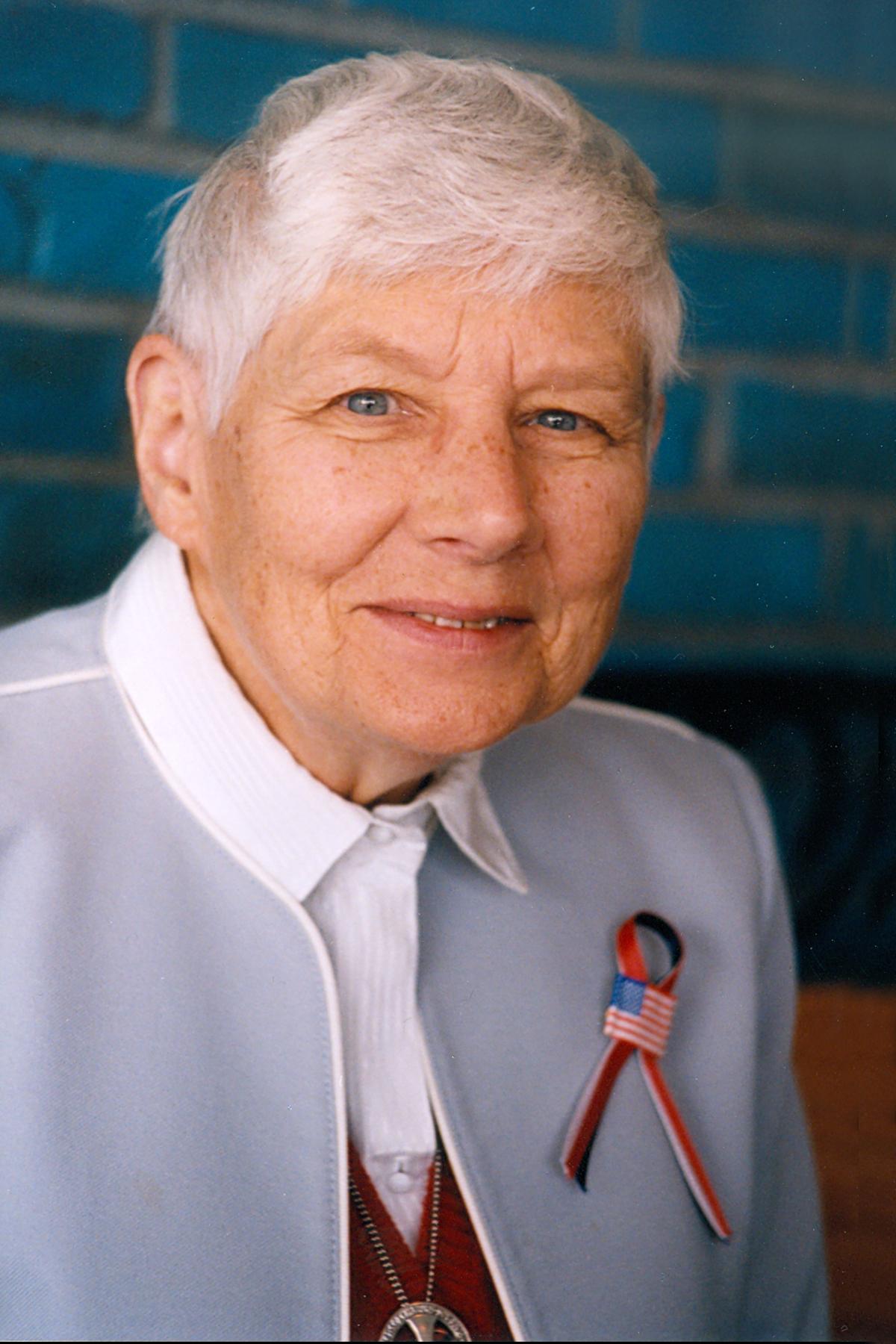 Sister M. Jeremy Mahla, SC