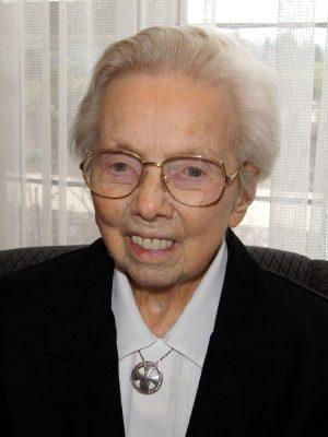 Sister Francis Teresa Masur, SC