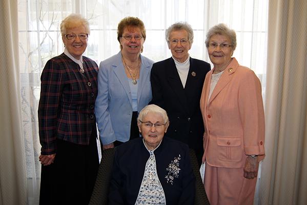 60 Year Jubilarians