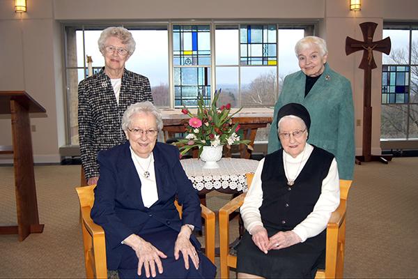65 Year Jubilarians