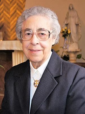 Sister M. Adele Rogers, SC