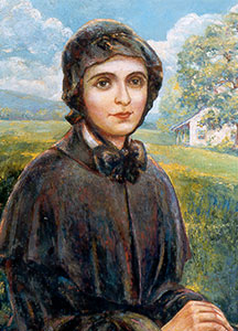 Elizabeth Ann Seton, founder of the Sisters of Charity of Seton Hill