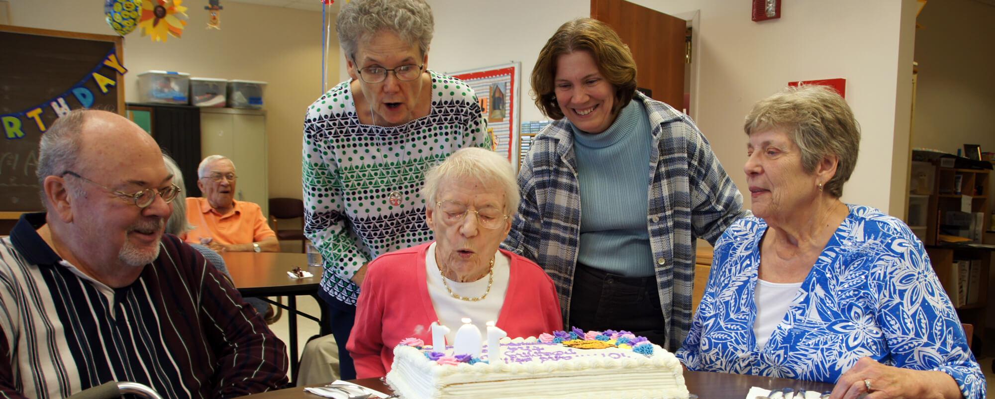 Seton Center Adult Day Care