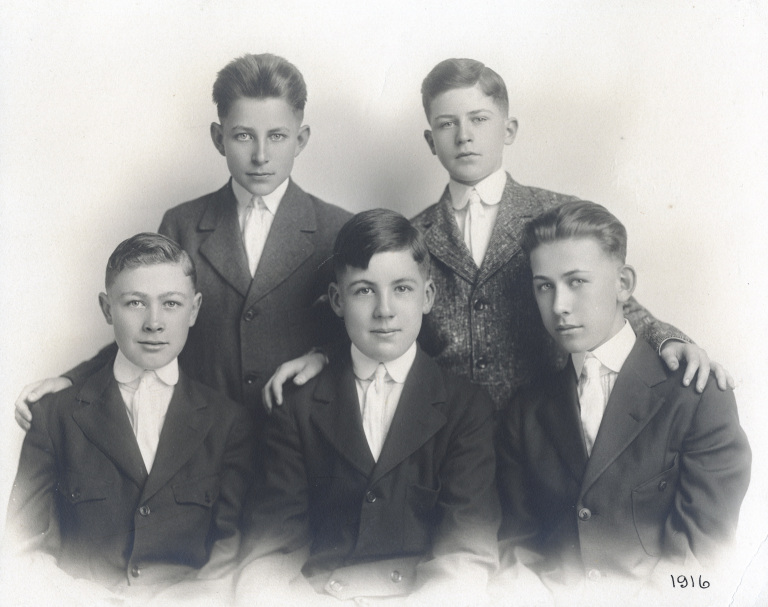 St. Mary's School for Boys, Class of 1916