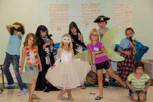 Seton Arts Summer Camp