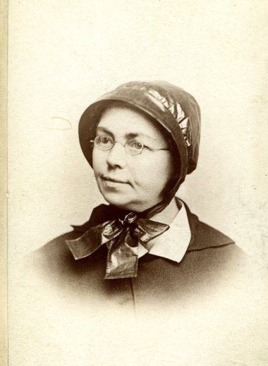 Photograph of Sister Aloysia Lowe,